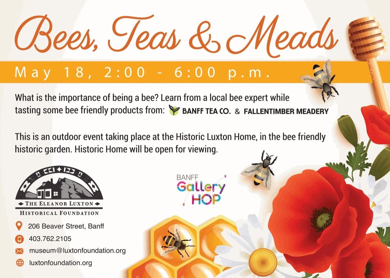 Bees, Teas and Meads