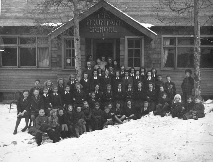 The Mountain School 1930