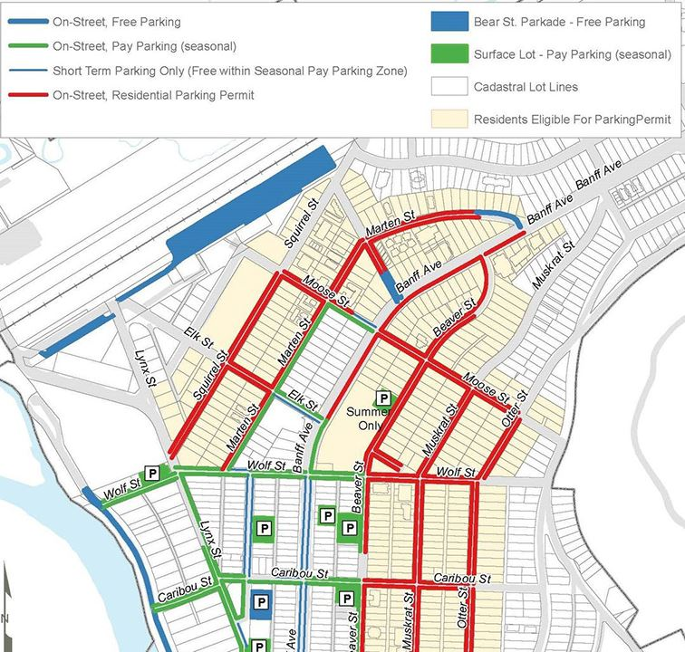 Visitor Pay Parking Map News