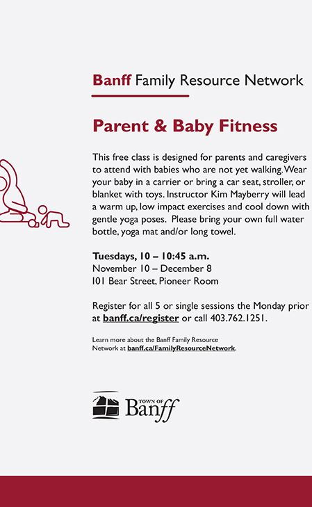 Parent and Baby Fitness Highlight