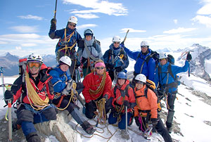 Mountain Climbing Group