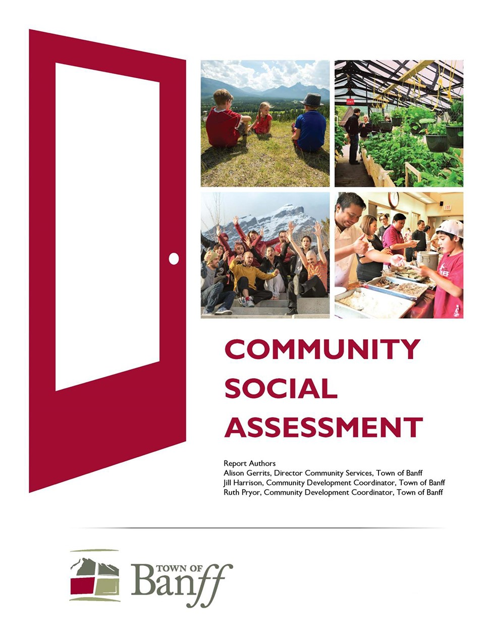 Cover of Social Assessment Report