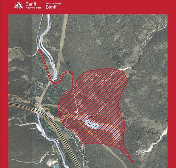 Johnson Lake Closure