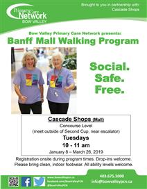 Mall Walking Program