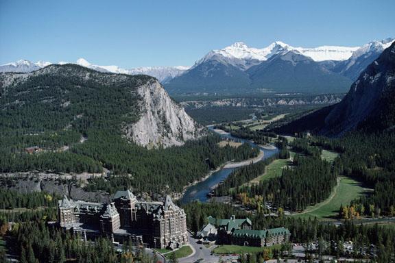 Banff (AB) Canada  city photo : Banff, AB Official Website Work in Banff
