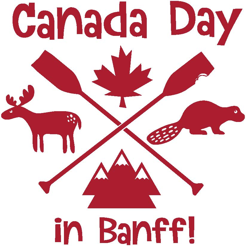 Canada Day in Banff