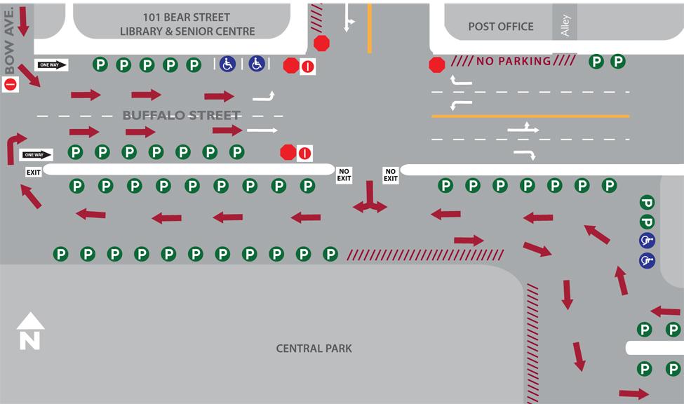 Central Park Map Pdf Parking Map Pdf